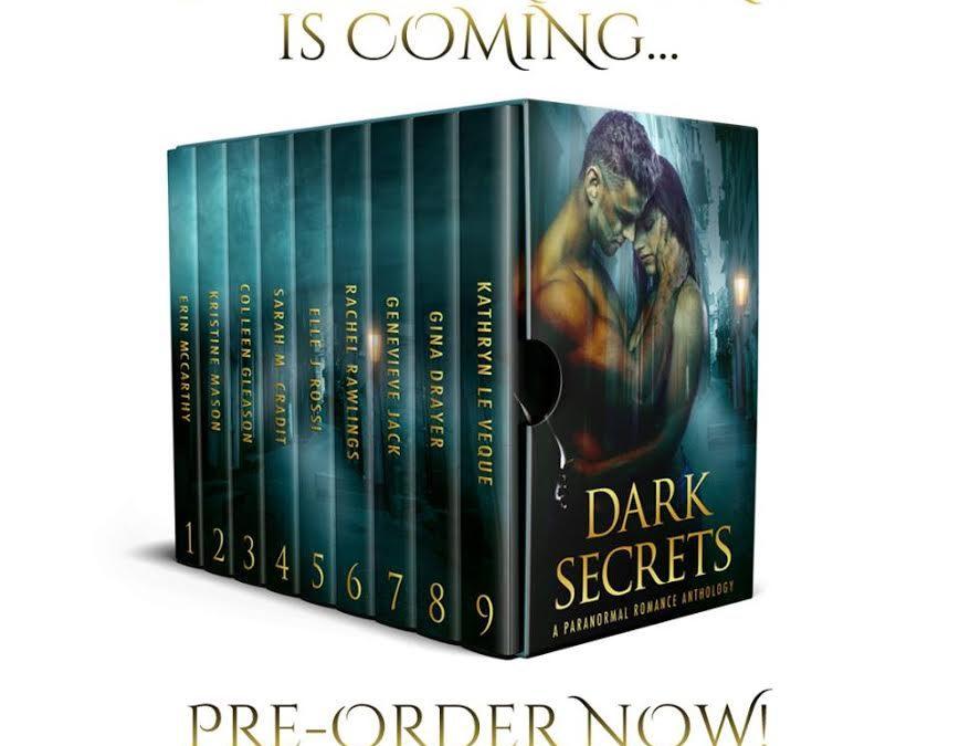 Coming Soon: Dark Secrets Anthology